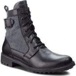 Kozaki GINO ROSSI - Marco MTU179-Q02-0473-9985-F 99/90. Czarne buty zimowe męskie marki House. W wyprzedaży za 449,00 zł.