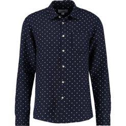 Koszule męskie na spinki: Soulland LOGAN Koszula navy/white