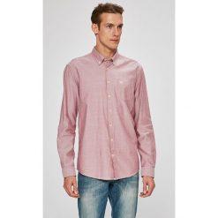 Camel Active - Koszula. Szare koszule męskie na spinki marki S.Oliver, l, z bawełny, z włoskim kołnierzykiem, z długim rękawem. W wyprzedaży za 169,90 zł.