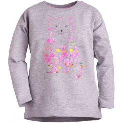 Bluzy dziewczęce: Bluza z wydłużonym tyłem dla dziewczynki 9-13 lat