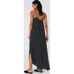 Długie sukienki: Just Female Sukienka maxi Hiro - Black
