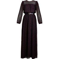 Długie sukienki: MICHAEL Michael Kors STAR DRESS Długa sukienka merlot/black