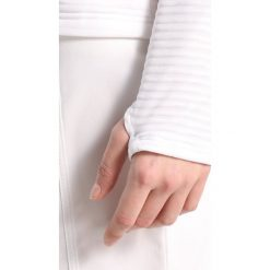 Bluzy rozpinane damskie: adidas Golf ESSENTIALS TEXTURED JACKET Bluza rozpinana white