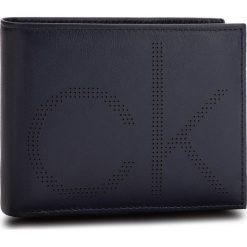 Duży Portfel Męski CALVIN KLEIN - Ck Point 5Cc Coin K50K503958 443. Czarne portfele męskie marki Calvin Klein, ze skóry. Za 279,00 zł.