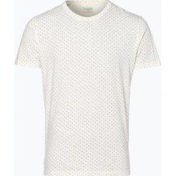 Selected - T-shirt męski – Kris, beżowy. Szare t-shirty męskie marki Selected, l, z materiału. Za 89,95 zł.