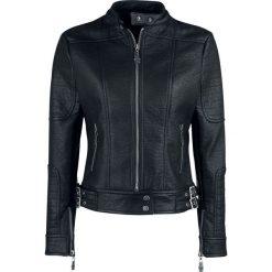 Black Premium by EMP Rock The Night Kurtka damska czarny. Czarne kurtki damskie marki Black Premium by EMP, xl, z poliesteru. Za 399,90 zł.