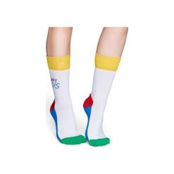 Skarpetki Happy Socks ATHLETICS ATTES27-1000. Szare skarpetki męskie marki Happy Socks. Za 33,59 zł.