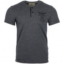Timeout T-Shirt Męski, M, Ciemnoszary. Niebieskie t-shirty męskie marki Oakley, na lato, z bawełny, eleganckie. Za 125,00 zł.