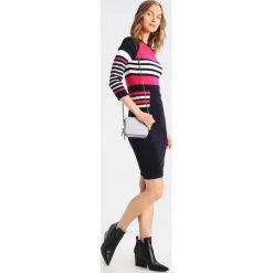 Sukienki dzianinowe: Karen Millen BLOCK COLLECTION Sukienka dzianinowa multicolour