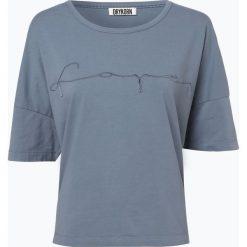 Drykorn - Koszulka damska – Arimi_P5, niebieski. Niebieskie t-shirty damskie DRYKORN, m. Za 309,95 zł.