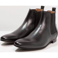 KIOMI Botki black. Czarne buty zimowe męskie KIOMI, z materiału. Za 419,00 zł.