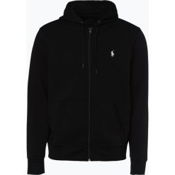 Polo Ralph Lauren - Męska bluza rozpinana, czarny. Czarne bluzy męskie rozpinane Polo Ralph Lauren, m, z kapturem. Za 499,95 zł.