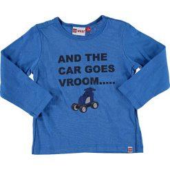 """T-shirty chłopięce z długim rękawem: Koszulka """"Tyler"""" w kolorze niebieskim"""