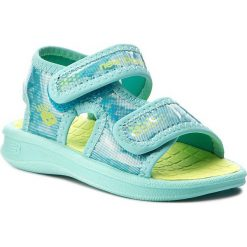 Sandały dziewczęce: Sandały NEW BALANCE – K2031BLL Blue/Lime