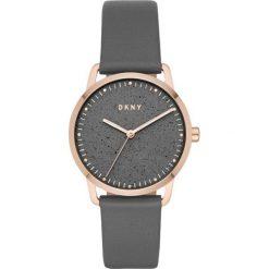 Dkny - Zegarek NY2760. Szare zegarki damskie DKNY, szklane. Za 669,90 zł.