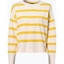 Swetry klasyczne damskie: Marc O'Polo – Sweter damski, żółty