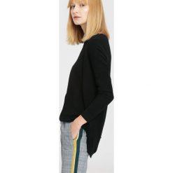 Swetry klasyczne damskie: Czarny Sweter Lights Down