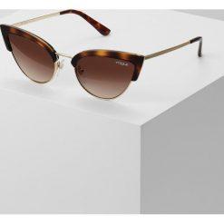 Okulary przeciwsłoneczne damskie: VOGUE Eyewear Okulary przeciwsłoneczne havana/pale goldcoloured