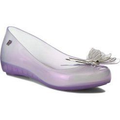 Baleriny damskie lakierowane: Baleriny MELISSA – Ultragirl Fly Ad 31977 Pearly Lilac 06478