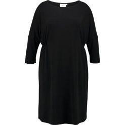 Sukienki hiszpanki: Zizzi DRESS Sukienka z dżerseju black
