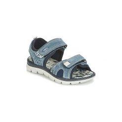 Sandały Dziecko  Primigi  RAPASTIC. Niebieskie sandały chłopięce Primigi. Za 139,30 zł.