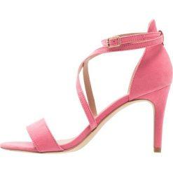 Sandały damskie: New Look STICKED Sandały na obcasie bright pink
