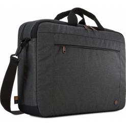 "Case Logic Era ERALB 15.6"" szara. Szare torby na laptopa CASE LOGIC, z materiału. Za 169,00 zł."