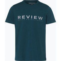 Review - T-shirt męski, zielony. Niebieskie t-shirty męskie marki Review. Za 39,95 zł.