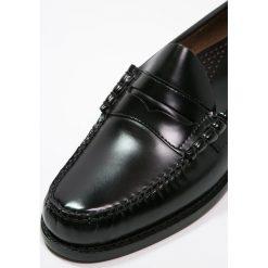 Buty wizytowe męskie: G. H. Bass & Co. WEEJUN LARSON MOC PENNY Eleganckie buty black