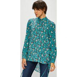Medicine - Koszula Basic. Zielone koszule damskie MEDICINE, l, z tkaniny, casualowe, z długim rękawem. Za 89,90 zł.