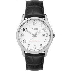 Zegarek Timex Męski Easy Reader TW2R64900 Signature Edition Indiglo czarny. Czarne zegarki męskie Timex. Za 262,99 zł.