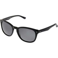 """Okulary przeciwsłoneczne męskie: Okulary przeciwsłoneczne """"GAN-7054-01D"""" w kolorze czarnym"""