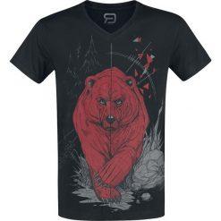 T-shirty męskie: RED by EMP Heavy Soul T-Shirt czarny