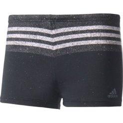 Kąpielówki męskie: Adidas Kąpielówki Infinitex Essence Flare 3-Stripes Boxer Czarne, Rozmiar 5 (BP9974*5)