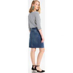 Spódniczki jeansowe: Soyaconcept Spódnica ołówkowa  medium blue denim