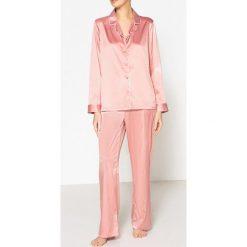 Piżamy męskie: Piżama koszulowa z satyny