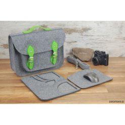 Torby na laptopa: Filcowa torba na laptop, torba na ramię 15