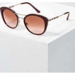 Okulary przeciwsłoneczne damskie: Burberry Okulary przeciwsłoneczne bordeaux