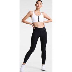 Biustonosze sportowe: Nike Performance ZIP Biustonosz sportowy white/black