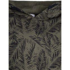 Bluzy chłopięce: 3 Pommes KID TROPICAL HOODED Bluza z kapturem kaki