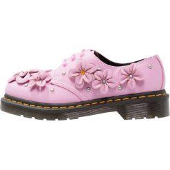 Jazzówki damskie: Dr. Martens 1461 3 EYE SHOE Oksfordki mallow pink