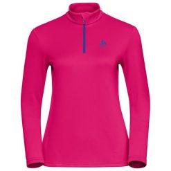 Odlo Bluza tech. Odlo Midlayer 1/2 zip HARBIN - 527331 - 527331/31600/S. Różowe bluzy rozpinane damskie Odlo, s. Za 143,73 zł.