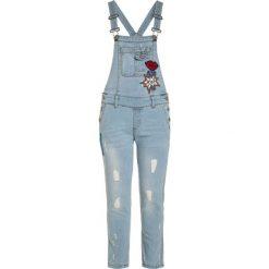 Jeansy dziewczęce: Cars Jeans KIDS DANCER Ogrodniczki stone bleached