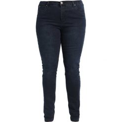 Boyfriendy damskie: ADIA MILAN Jeansy Slim Fit dark blue