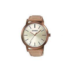 Zegarek Casio Zegarek damski Casio Classic brązowy (LTP-E118RL-9AEF). Brązowe zegarki damskie CASIO. Za 228,00 zł.