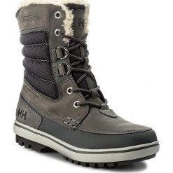 Botki męskie: Śniegowce HELLY HANSEN - Garibaldi 2 109-95.964 Charcoal/Ebony/Jet Black/New Light Grey