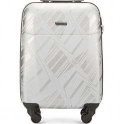 Walizka mała 56-3A-271-0P. Szare walizki marki Wittchen, małe. Za 239,00 zł.