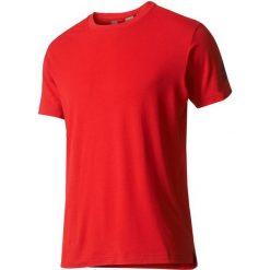 Adidas Koszulka FreeLift Tee Prime czerwona r. XL. Białe koszulki sportowe męskie marki Adidas, m. Za 70,93 zł.