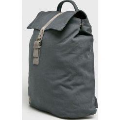 Mi-Pac - Plecak. Szare plecaki męskie Mi-Pac, z bawełny. Za 169,90 zł.