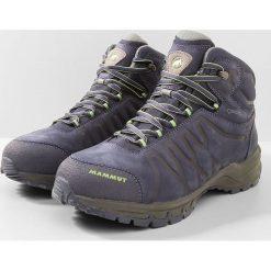 Mammut MERCURY III MID GTX Buty trekkingowe marine/dark sprout. Niebieskie buty trekkingowe męskie Mammut, z materiału, outdoorowe. W wyprzedaży za 496,30 zł.